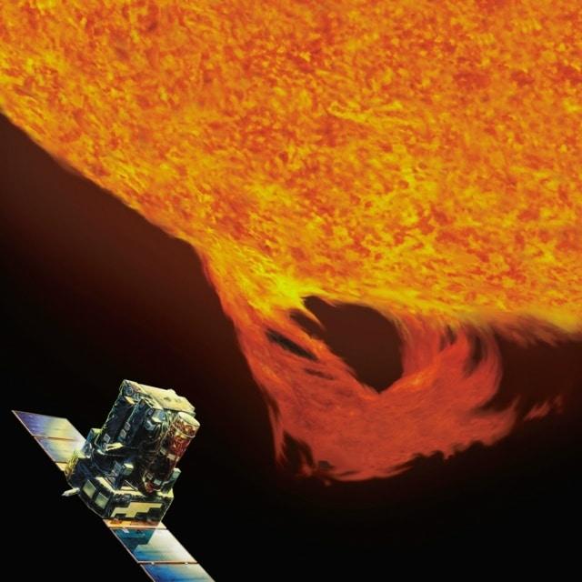 Satellite SOHO