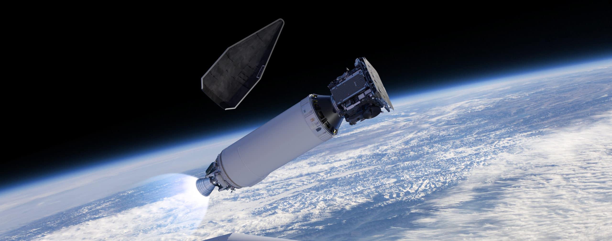Lancement de Solar Orbiter