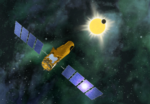 Satellite CoRoT