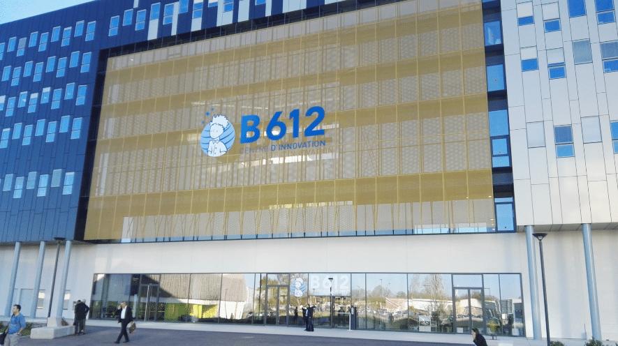 IRT - bâtiment B612