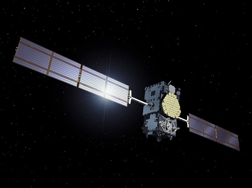 Satellite Galileo  ©CNES