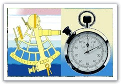 Sextant - montre