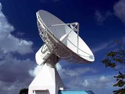 Antenne au CSG de Kourou