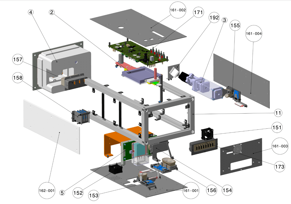 Plateforme de Tetr'ISS 1